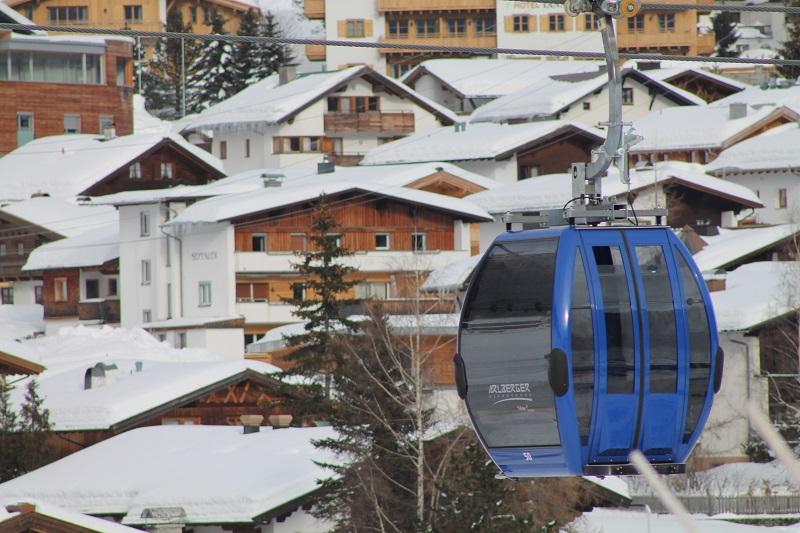 Für seine Größe, seine Schönheit und Schneesicherheit ist der Arlberg seit jeher bekannt.