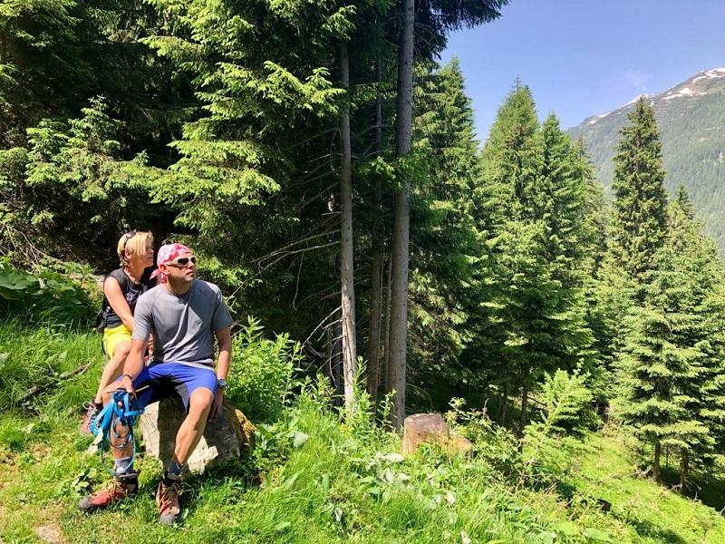 Wandern St.Anton am Arlberg